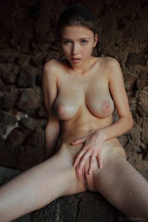 Young lady Mila set Leche by Eternal Desire