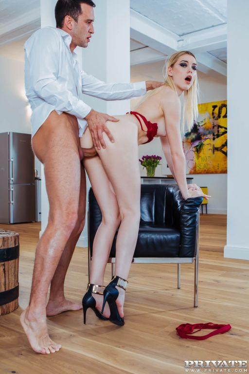Entrepreneur Anny Aurora wants big cock