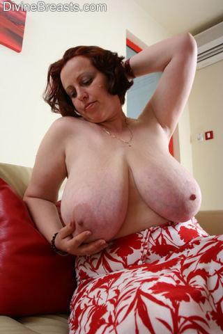 Breast heavy milk picture stretch submissive