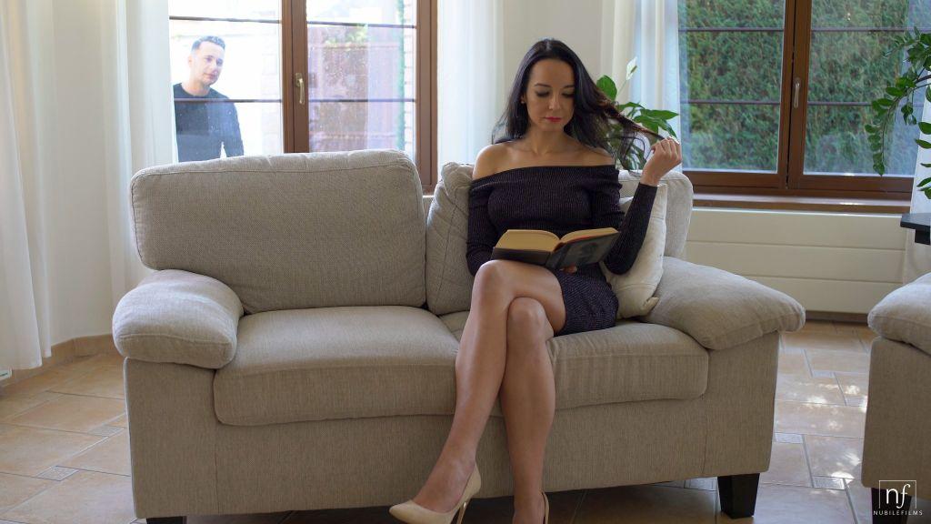 Brazilian Francys Belle invites her forbidden love