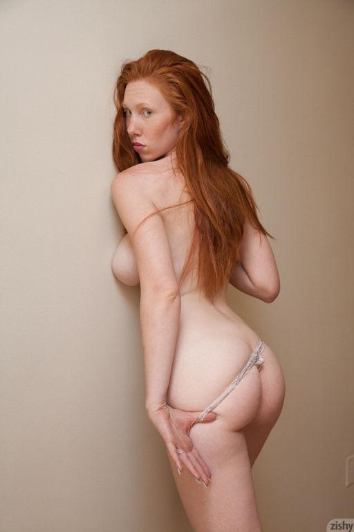 Big titted redhead girl Karla Meyers