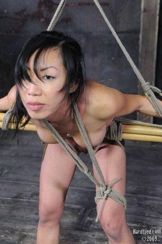 nude Tia Ling *tia ling -infernal restraints