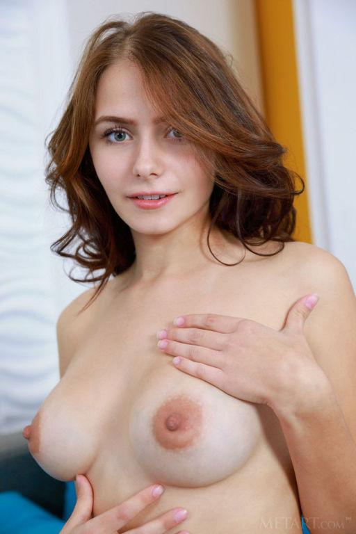 Young Russian model Dakota Pink set Succulent by M