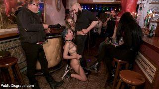 porn Liz Rainbow -public disgrace femdom
