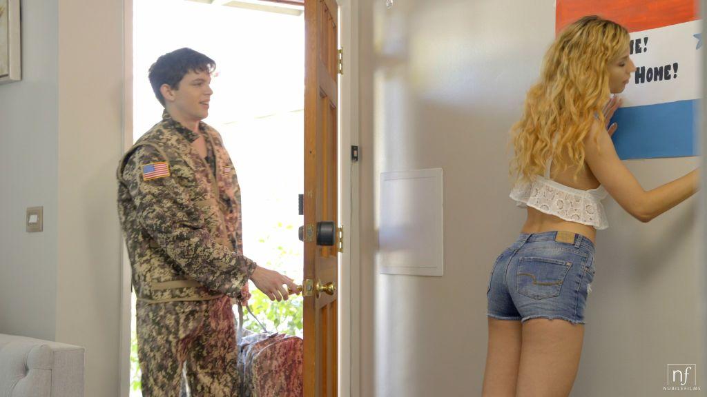 Shona River welcomes her boyfriend