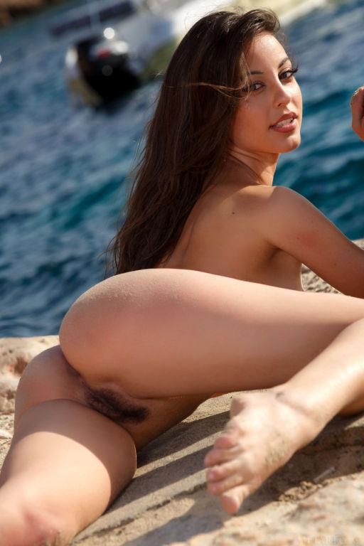Young model Lorena B set Nemel by MetArt