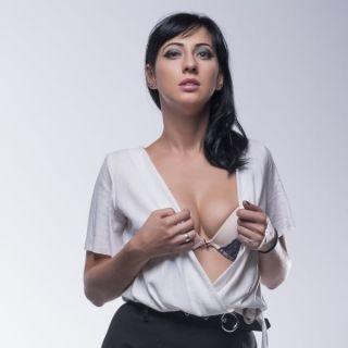 nude Rebecca Volpetti beautiful stockings