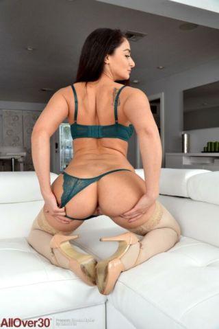 sexy Sheena Ryder stockings stockings