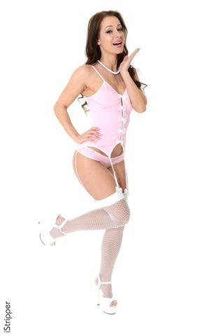porn Melisa lingerie -istripper