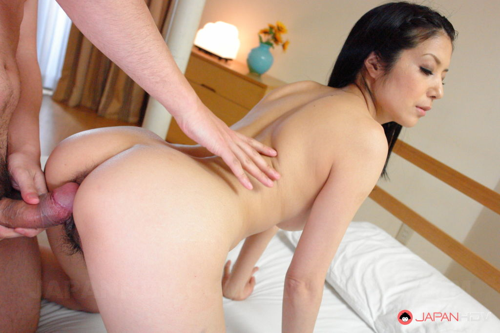 Kana Aizawa loves to suck a dick