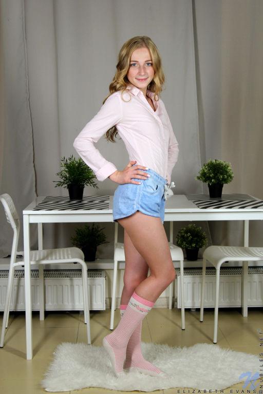 Natural Beauty Elizabeth Evans