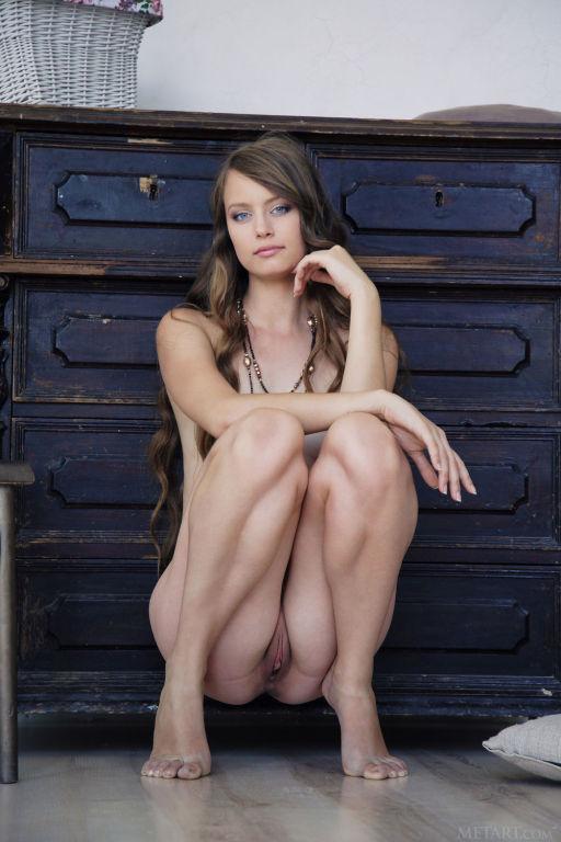 Young Russian model Milana K set Ottima MetArt