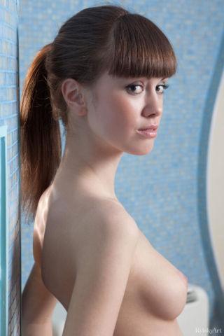 naked Candy Rose -rylsky art nice ass