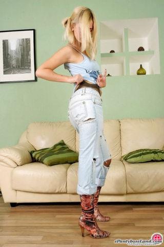 sex jeans amateurs