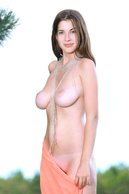 Young Russian model Marta E set Edoy by MetArt
