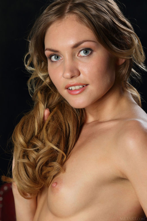 Young Russian model Cristina A set Scepy by MetArt