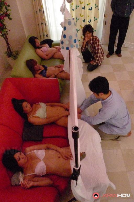 Japanese public sex games