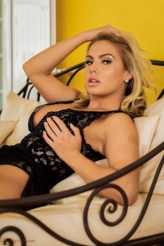porn Electra Morgan beautiful blonde