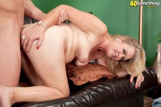 sex Kay Delynn blonde -40 something mag