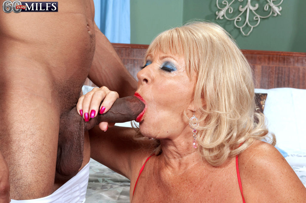 Mandi Gets A Big Black Cock