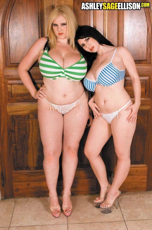 Ashley Sage Meets Karina Hart