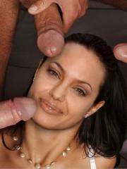 Angelina Jolie sex photos