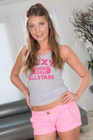 naked Elena Koshka nice ass brunette