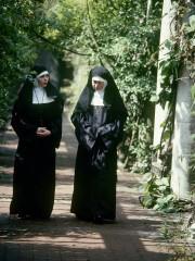 Nun double fucked in private classic porn pics