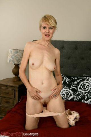 naked Jamie Foster blonde blonde