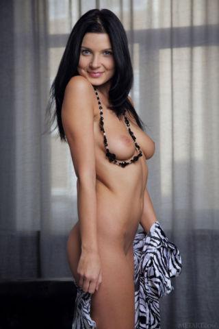 naked Branna A russian beautiful