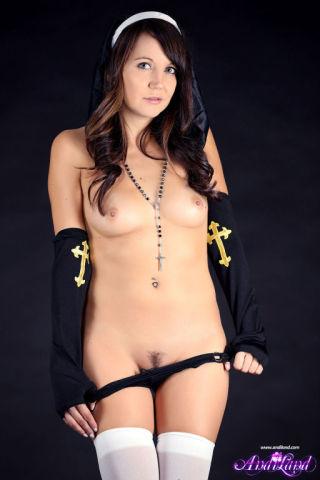 porn Andi Land -andi land nun