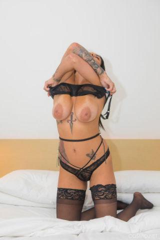 naked tattoo stockings