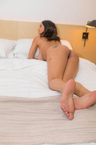 sexy lingerie solo