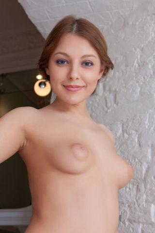 naked Nikia A big tits russian