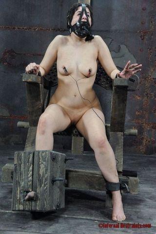 porn Marina Mae submissive -infernal restraints