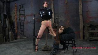 porn Marina Mae spanking submissive