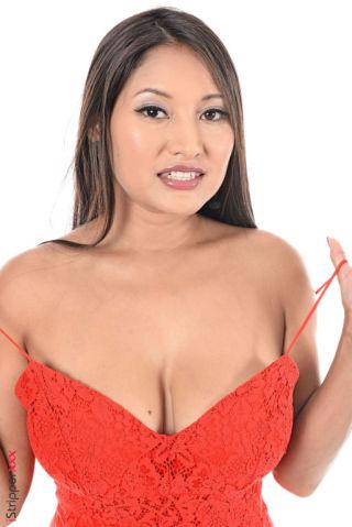 naked Cristina Miller stripping beautiful