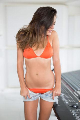 sexy model beautiful