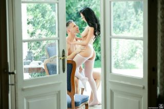 naked Nicole Love stockings -21naturals