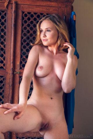 nude Lucretia K beautiful young