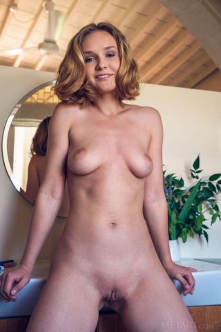 sexy Lucretia K young -met art
