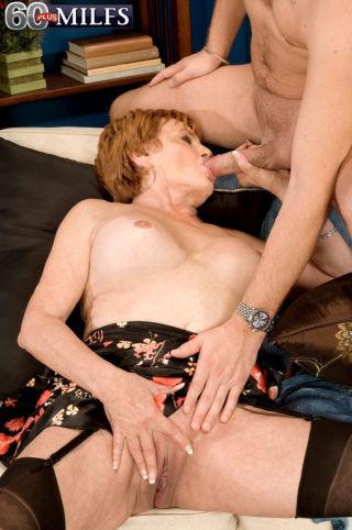 nude Valerie granny deapthroat