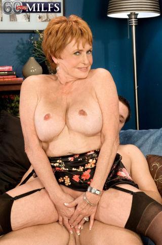 naked Valerie deapthroat mature