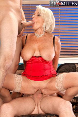sexy Georgette Parks granny -60 plus milfs