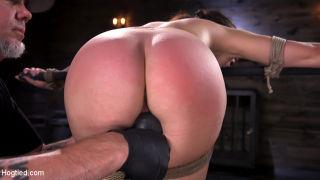 Pain Slut Juliette March In Predicament Bondage An
