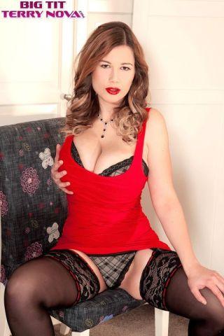 sex Terry Nova busty stockings