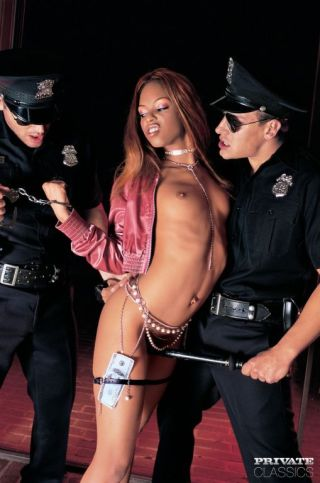 nude Marie Luv interracial -private classics