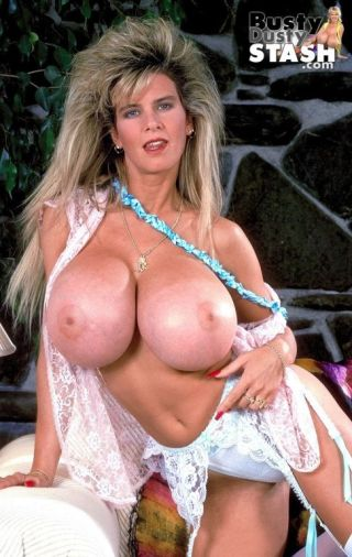 naked Busty Dusty pornstars big tits