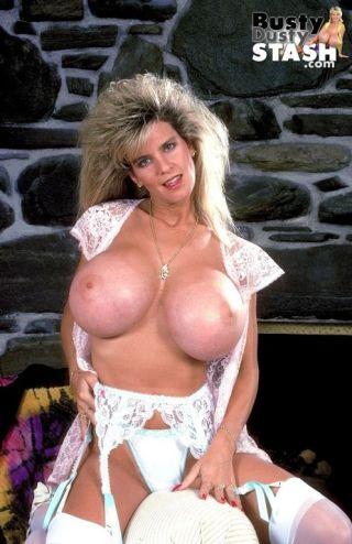 nude Busty Dusty milf stockings