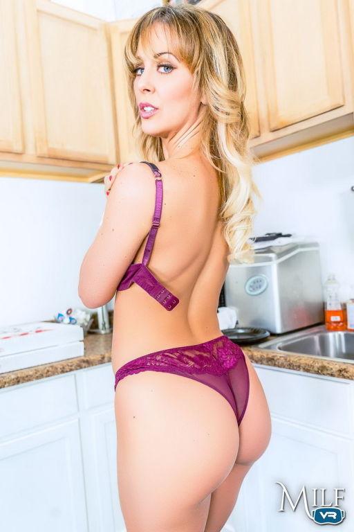 Cherie DeVille is busty milf loves wild sex